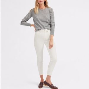 Everlane | High Rise Skinny Ankle Jean Sz 25